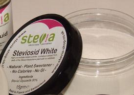 Stevia white extract
