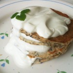 Surgar-free-Lemon-poppy-seed-pancake-stacked