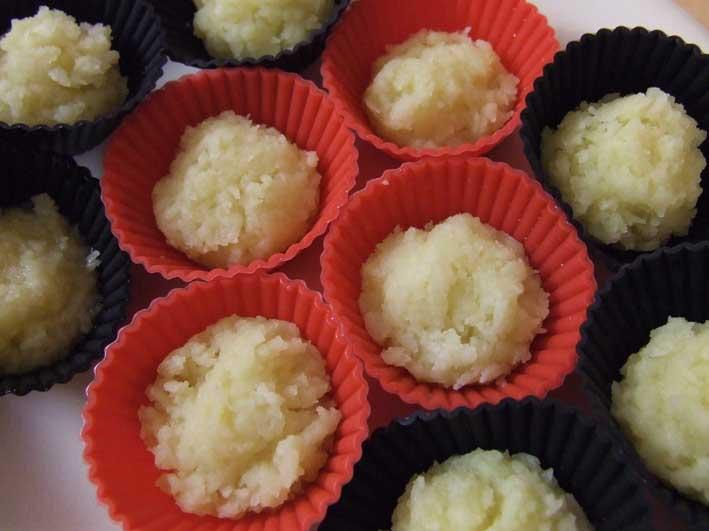 Lime coconut mana and white chocolate truffels -sugar free