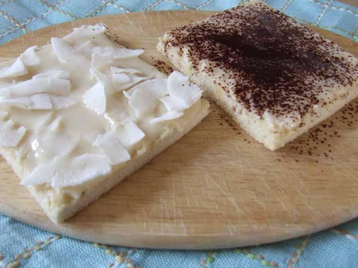 Stevia Cake Recipes Uk: Brownies Tray Bakes