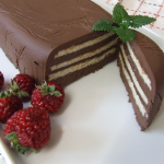 Kalte Schnauze or Groom's cake, make it Paleo style – No sugar! use Stevia