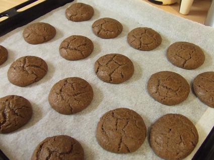 Lebkuchen biscuits - sugar free1