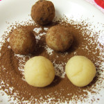 Sugar free Marzipan - with Stevia - Marzipan Kartoffeln