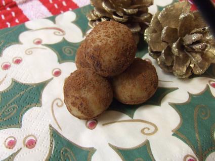 Sugar free Marzipan - with Stevia - Marzipan Kartoffeln2