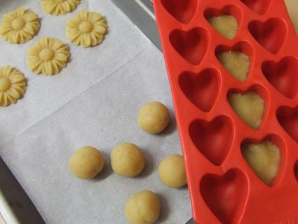 Sugar free Marzipan - with Stevia - various shapes