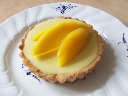Coconut_Mango_cream_tartelettes_cakes_Paleo