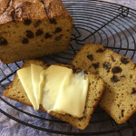 paleo_butternut_squash_raisin_loaf_sugar_and_gluten_free_served_with_butter